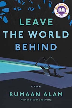 Book cover for Leave the World Behind by Rumaan Alam