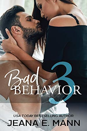 Book cover for Bad Behavior by Jeana E. Mann