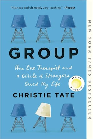 Book cover for Group by Christie Tate