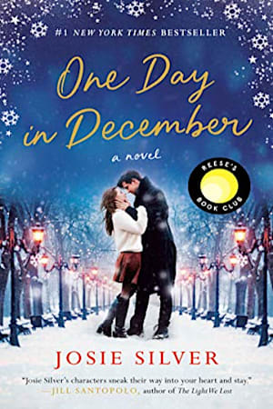 Book cover for One Day in December by Josie Silver