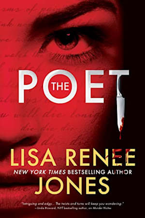 Book cover for The Poet by Lisa Renee Jones