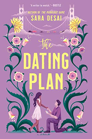Book cover for The Dating Plan by Sara Desai
