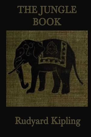 Book cover for The Jungle Book by Rudyard Kipling