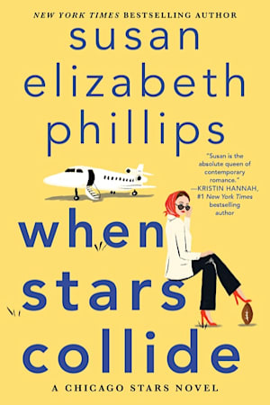 Book cover for When Stars Collide by Susan Elizabeth Phillips