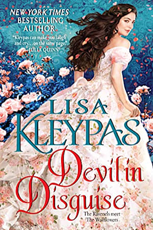 Book cover for Devil in Disguise by Lisa Kleypas
