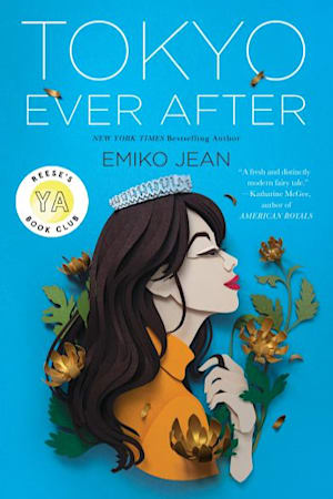 Book cover for Tokyo Ever After by Emiko Jean
