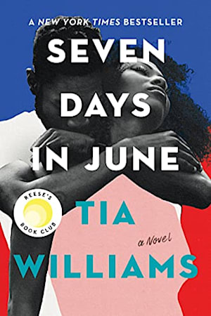 Book cover for Seven Days in June by Tia Williams