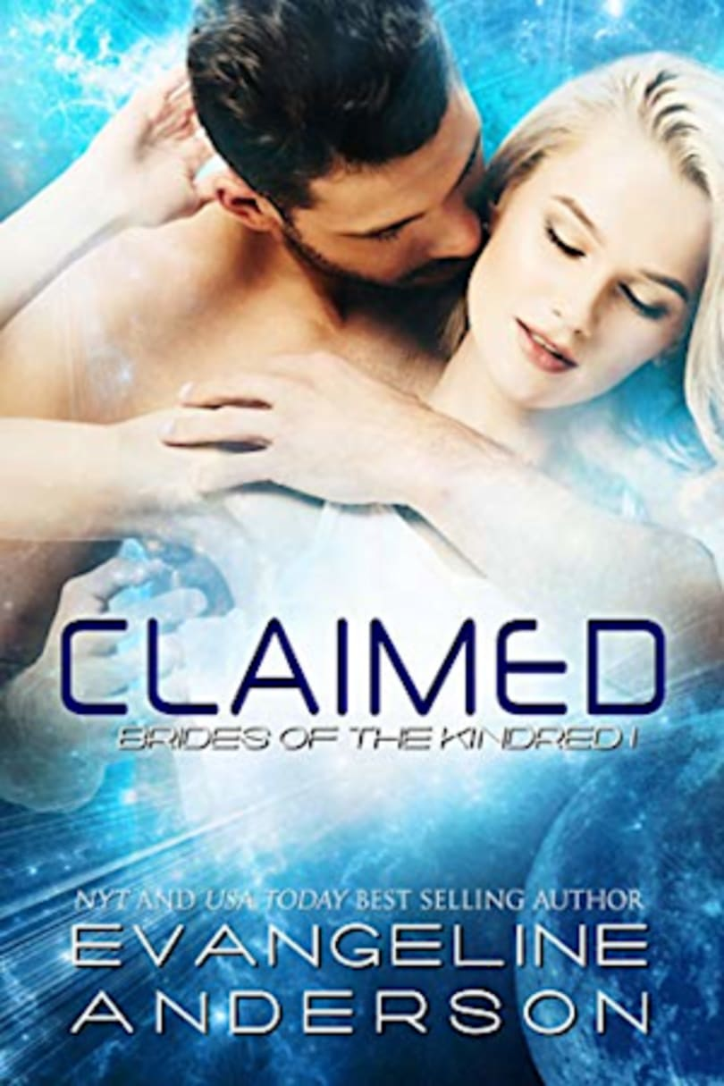 Claimed by Evangeline Anderson   BookBub