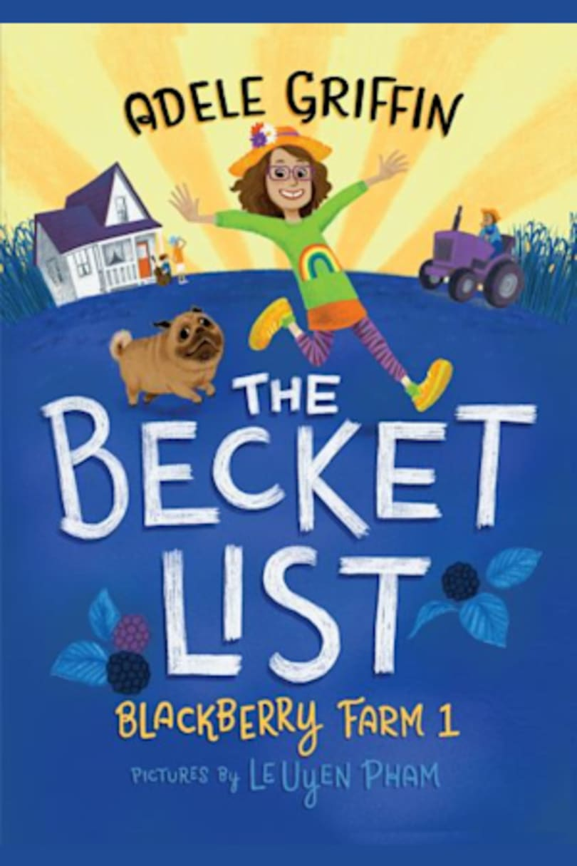 Book cover for The Becket List by Adele Griffin
