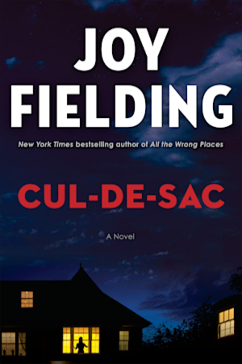 Book cover for Cul-de-sac by Joy Fielding