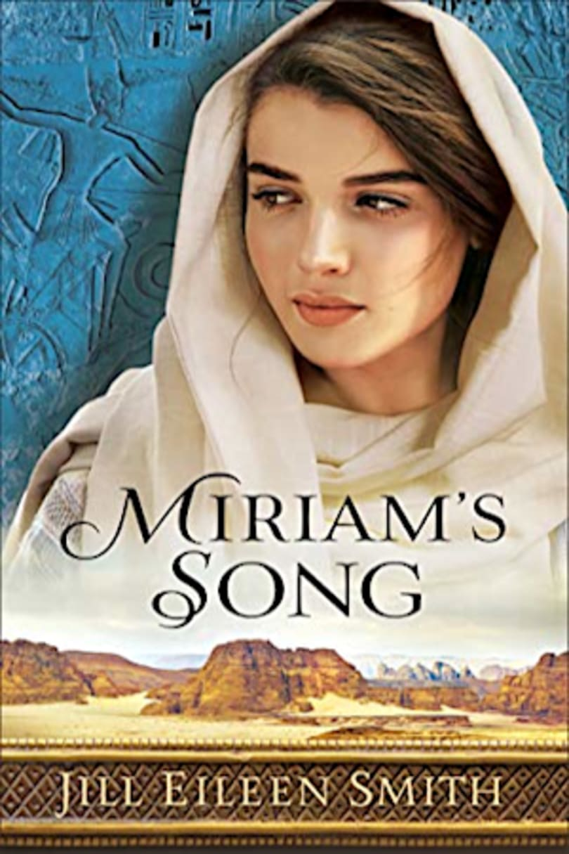 Book cover for Miriam's Song by Jill Eileen Smith