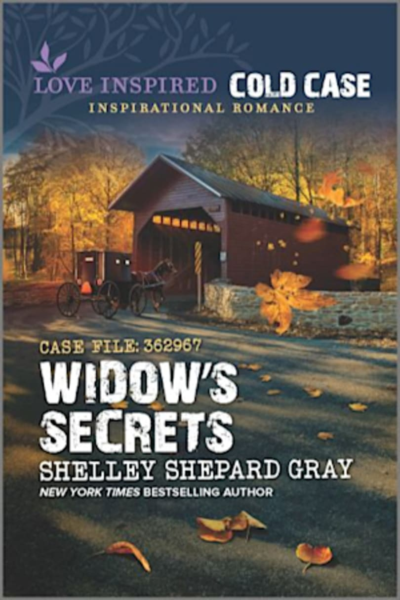Book cover for Widow's Secrets by Shelley Shepard Gray