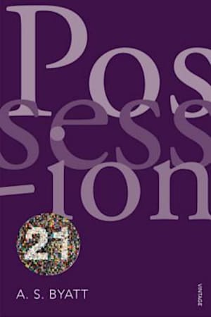 Book cover for Possession by A. S. Byatt