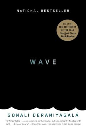 Book cover for Wave by Sonali Deraniyagala