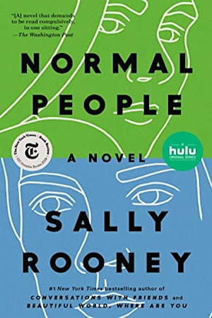 Book cover for Normal People by Sally Rooney