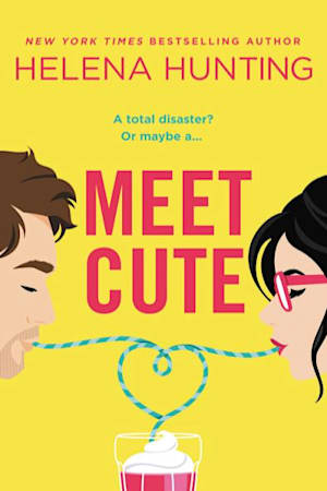 Book cover for Meet Cute by Helena Hunting