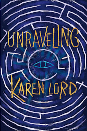 Book cover for Unraveling by Karen Lord