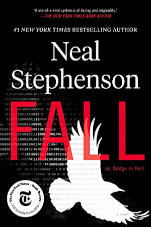 Book cover for Fall; or, Dodge in Hell by Neal Stephenson