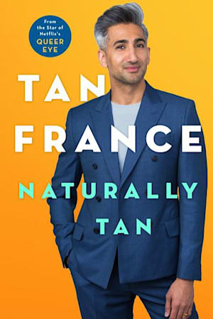 Book cover for Tan France by Anonymous HBNF, Tan France