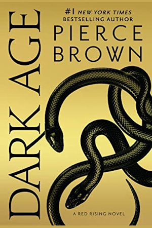 Book cover for Dark Age by Pierce Brown