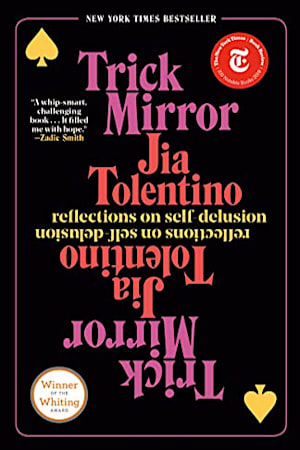 Book cover for Trick Mirror by Jia Tolentino