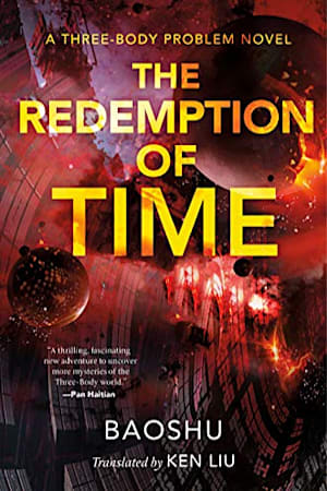 Book cover for The Redemption of Time by Ken Liu, Baoshu