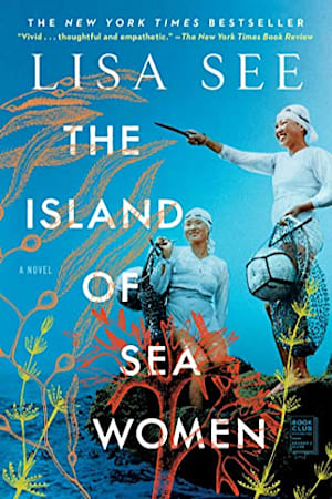 Book cover for The Island of Sea Women by Lisa See