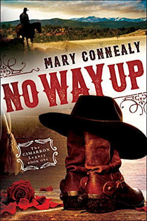 Book cover for No Way Up by Mary Connealy