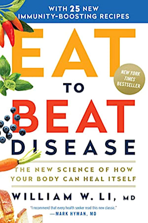 Read an Educational Excerpt of William W  Li's Eat to Beat