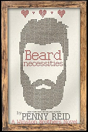 Book cover for Beard Necessities by Penny Reid