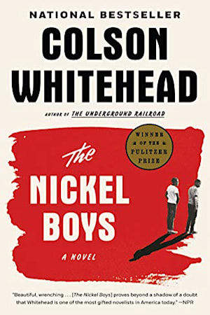 Book cover for The Nickel Boys by Colson Whitehead