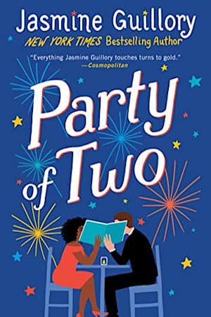 Book cover for Party of Two by Jasmine Guillory