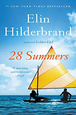 Book cover for 28 Summers by Elin Hilderbrand
