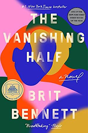 Book cover for The Vanishing Half by Brit Bennett