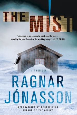 Book cover for The Mist by Ragnar Jonasson