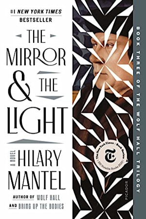 Book cover for The Mirror and the Light by Hilary Mantel