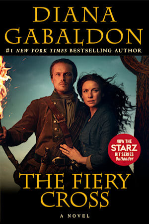 Book cover for The Fiery Cross by Diana Gabaldon