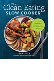 The Clean Eating Slow Cooker by Linda Larsen