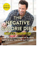 The Negative Calorie Diet by Rocco DiSpirito
