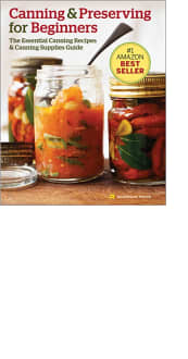 Canning & Preserving for Beginners by Rockridge Press