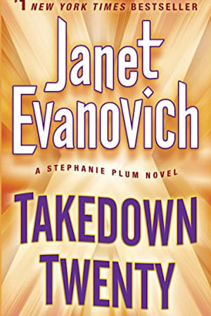 By Janet Evanovich Bookmark Book Cover