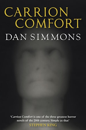 Book cover for Carrion Comfort by Dan Simmons