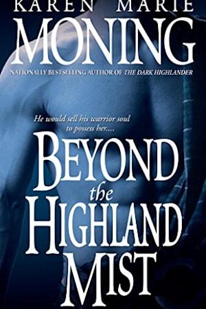 Karen marie moning book cover beyond the highland mist by karen marie moning fandeluxe Gallery