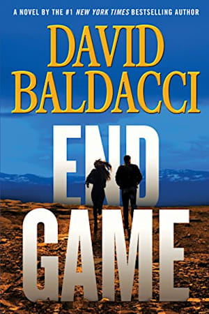 Finisher david baldacci ebook the