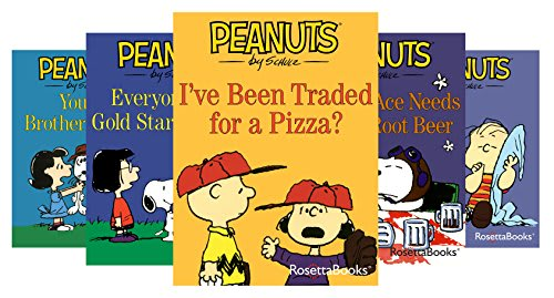Celebrating peanuts bundle by charles schulz