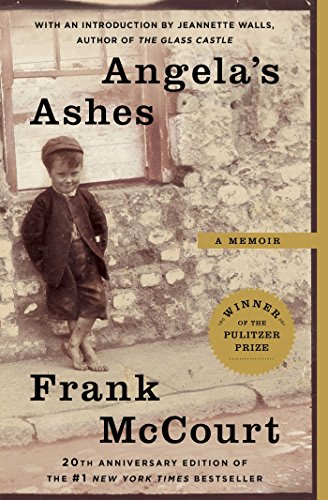 a book analysis of angelas ashes by frank mccourt He won a pulitzer prize for his book angela's ashes  frank mccourt was born in new york city's brooklyn borough, on 19 august 1930 to malachy mccourt.