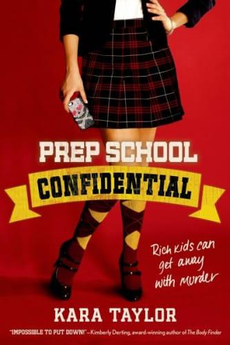 Prep School Confidential by Kara Thomas