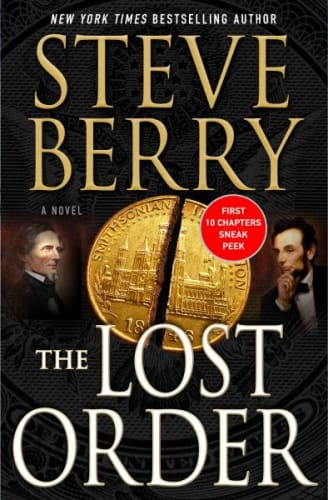 The Lost Order by Steve Berry
