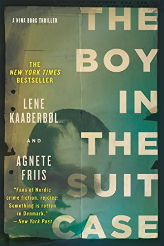 The Boy in the Suitcase by Lene Kaaberbøl and Agnete Friis