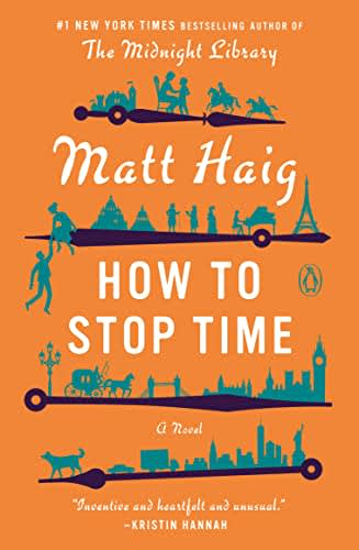 The 30 most anticipated book club books coming in 2018 he may look like an ordinary 41 year old but owing to a rare condition hes been alive for centuries from elizabethan england to jazz age paris fandeluxe Gallery